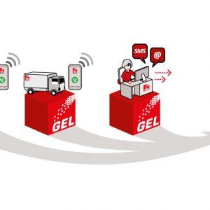 Mit GEL Express Logistik haben Sie Ihre Lieferung im Griff
